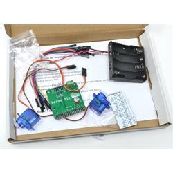 MonkMakes servokit för Raspberry Pi och Arduino
