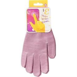 EPZI fingervante för touchskärmar, large, rosa