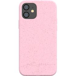 Bigben iPhone 12 / 12 Pro Just Green Case Rosa