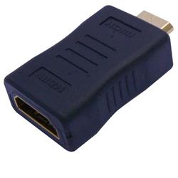 Adapter Mini HDMI M - HDMI F, Sandberg