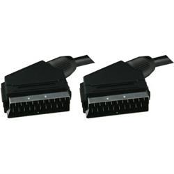DELTACO SCART-kabel
