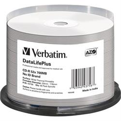 Verbatim CD-R 52x 700MB/80min