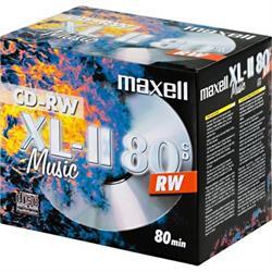 Maxell CD-RW 52x, 700MB/80min