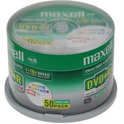 Maxell DVD-R, 1-16x, 4,7GB/120min