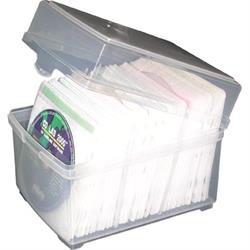 Förvaringsbox 100 CD-skivor