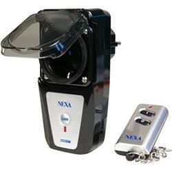 NEXA LGDR-3500 & LKCT-614, komplett kit