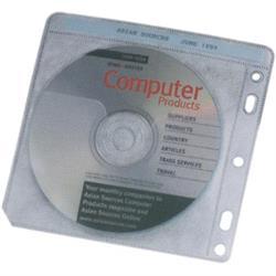 Plastficka för CD-skivor
