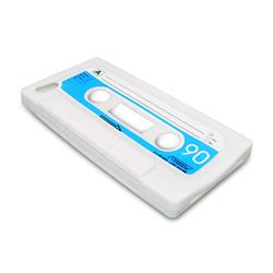 Sandberg Cover iPhone 5 retrotape White