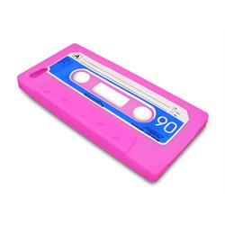 Sandberg Cover iPhone 5 retrotape Pink