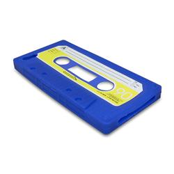 Sandberg Cover iPhone 5 retrotape Blue