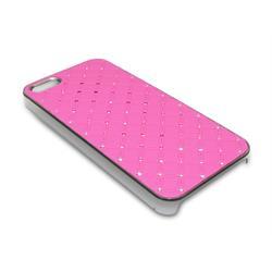 Sandberg Bling Cover iPh5 Diamond Pink