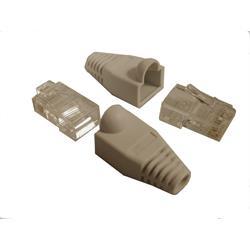 Sandberg 20 st. RJ45-uttag med plasthylsor