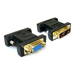 Sandberg DVI-VGA-adapter, VGA-bildskärm till DVI-utgång. (kräver DVI-I understöd)