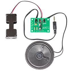 Kitronik byggsats Mono-förstärkare 1 Watt, Version 3