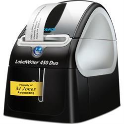 DYMO LabelWriter 450 Duo, etikett-/märkskrivare