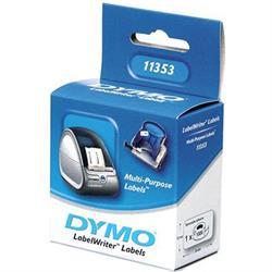 DYMO LabelWriter vita universaletiketter 25x13 mm
