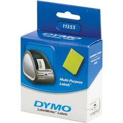 DYMO LabelWriter vita etiketter