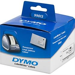 DYMO LabelWriter transparenta adressetiketter