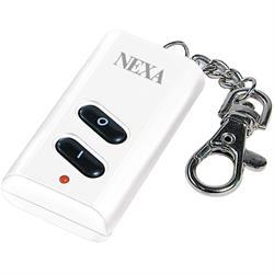 NEXA LKCT-614-2, fjärrkontroll för nyckelringen