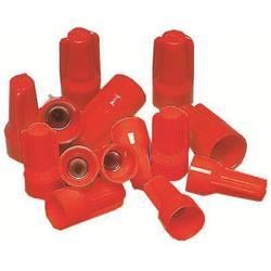 Toppklämma, röd, 0,5-6,0 mm²
