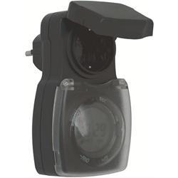 Portabel ljussensor, med timer, IP44