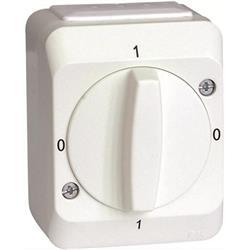 Kapslad strömbrytare, 2-Pol, IP44