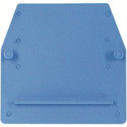 Ändplatta, (blå), Till CBD2(Ex)i