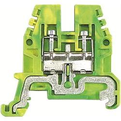 Jordplint, gul/grön, 4 mm²