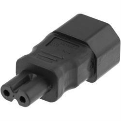 Strömadapter, IEC C14 till IEC C7