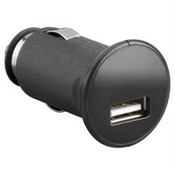 USB-laddare till bilen, 12V > 1 x USB, 2.0 A