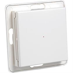 NEXA PRO WTE-1, trådlös väggsändare med strömbrytare utan ram