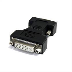 DVI till VGA-kabeladapter – Svart- F/M