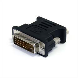 DVI till VGA-kabeladapter M/F - svart - 10-pack