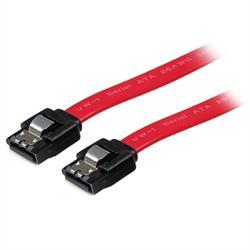 45 cm SATA-kabel med lås