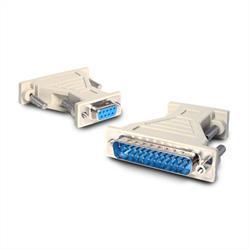 DB9 till DB25 seriell kabeladapter - F/M