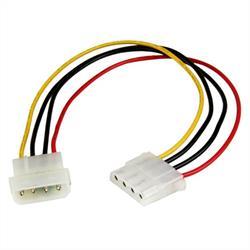 30cm Molex LP4-strömförlängningskabel
