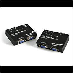 VGA-videoförlängare över Cat5 (ST121-serien)