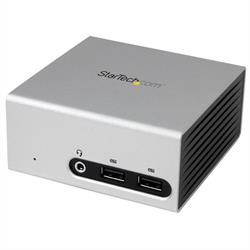 4K-dockningsstation för bärbara datorer - HDMI och DVI - USB 3.0