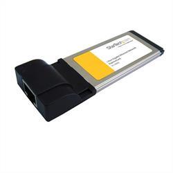 Express Gigabit Ethernet NIC-nätverksadapterkort för bärbar dator med 1 port