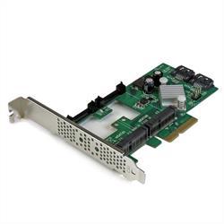 PCI Express 2.0 SATA III 6Gbps RAID-kontrollerkort