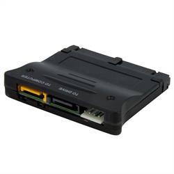Dubbelriktad SATA IDE-adapter-konverterare