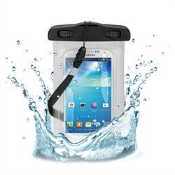 Strandväska för mobiltelefoner upp till 5