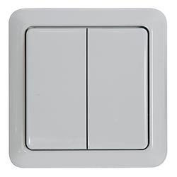 NEXA IPT-1502, 2-kanals väggsändare IP44