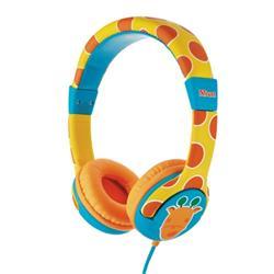Trust Spila, hörlurar för barn, Giraffe