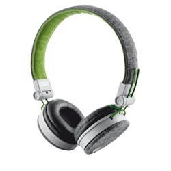Urban Revolt headset Fyber, Grå/Grön
