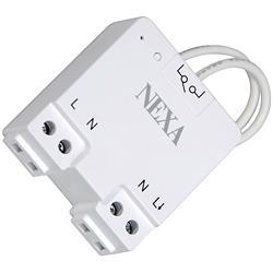 NEXA WMR-1000, mottagare för strömbrytare och fjärrstyrning