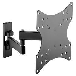 Goobay TV-väggfäste Basic Fullmotion (S), trippelledad arm
