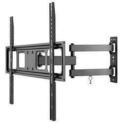 Goobay TV-väggfäste Basic Fullmotion (L), dubbelarm