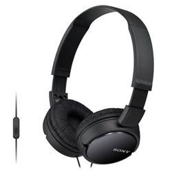 Headset Sony MDR-ZX110AP, svart