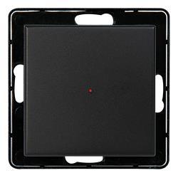 NEXA WTEB-1, 1-kanals väggsändare utan ram, svart
